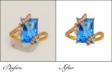 Jewellery Images Color Correction in India, Jewellery Retouching in India